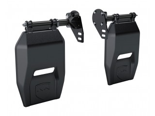 Jeep Wrangler JK Transit Mud Flap Kit Teraflex