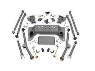 "Jeep Grand Cherokee ZJ 4"" Long Arm Upgrade Lift Kit Rough Country"