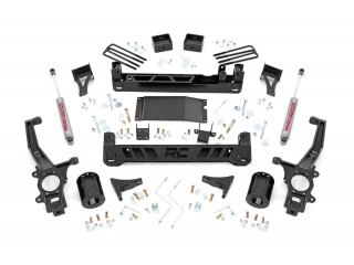 "Nissan Navara (2005-2018) 6"" Lift Kit Rough Country"