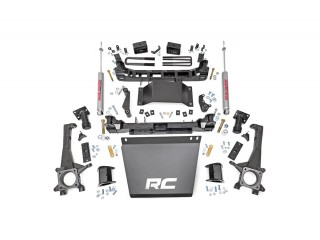 "Toyota Tundra 4WD (2005-2015) 6"" Lift Kit Suspension Rough Country"