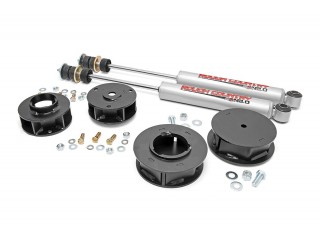 """Toyota 4Runner 4WD (2010-2018) 3"""" Lift Kit Suspension Rough Country"""