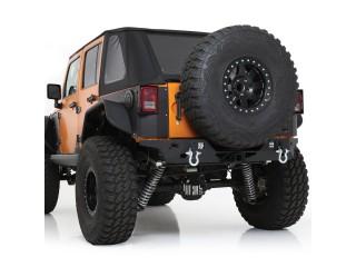 Jeep Wrangler JK Steel Rear Bumper SRC CARBINE Smittybilt