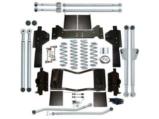 Jeep Grand Cherokee ZJ 4.5'' Lift Kit Extreme-Duty Long Arm Rubicon Express