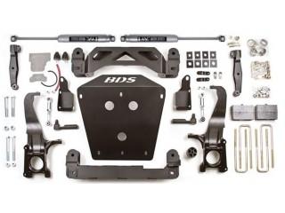 "Toyota Tundra (2007-2015) 7"" Lift Kit Suspension BDS"