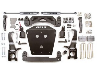 "Toyota Tundra (2007-2015) 7"" Lift Kit Suspension BDS"