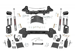 Toyota Tacoma 4WD (1995-2004) 6'' Lift Kit Suspension Rough Country