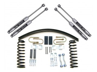 "Jeep Cherokee XJ (1984-2001) 3"" Lift Kit Suspension BDS"
