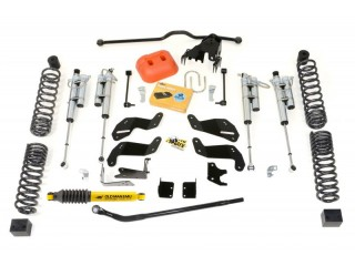 "Jeep Wrangler JK LHD 4D 3,5"" Lift Kit Suspension Dual Sport RS AEV"