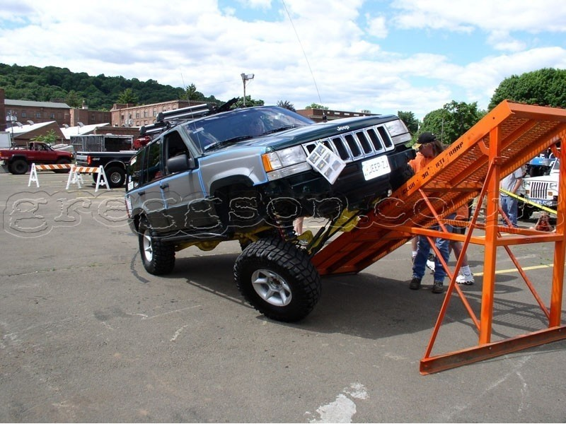 Jeep Grand Cherokee ZJ 7 Lift Kit Suspension Long Arm ...
