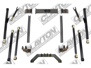 "Jeep Grand Cherokee ZJ 4""- 8'' Lift Kit Upgrade Long Arm Clayton Off Road"