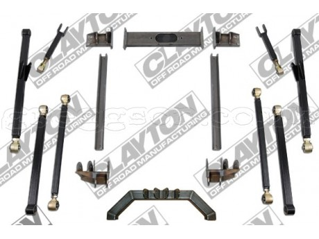 For Jeep Grand Cherokee 1999-2004 Clayton Off Road Front Crossmember