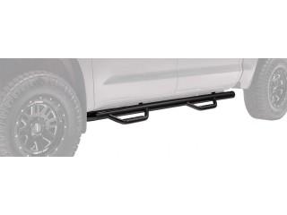 Toyota Tundra (2007-2015) Stainless Steel Nerf Steps Smittybilt