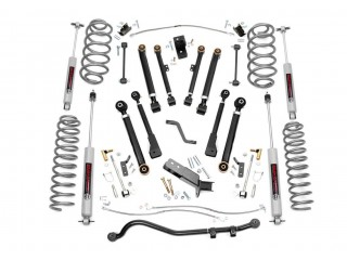 "Jeep Wrangler TJ (2003-2006) 6"" Lift Kit Suspension X-Series Rough Country"