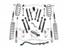 """Jeep Wrangler TJ (LHD) 6"""" Lift Kit Suspension X-Series Rough Country"""