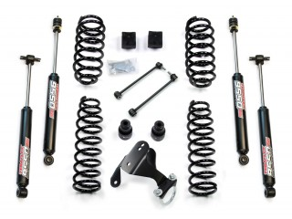 "Jeep Wrangler JK (2D) 2,5"" Lift Kit Suspension Teraflex"