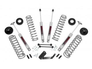 "Jeep Wrangler JK (4D) 3,25"" Lift Kit Suspension Rough Country"