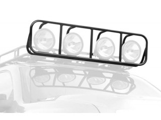 Light Cage Defender Rack Smittybilt
