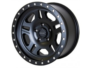 "17"" x 8,5 ET 0 5x127 Alloy Wheel Satin Black Model 5029 ProComp"