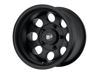 "17"" x 9 ET -6 5x127 Alloy Wheel Flat Black Model 7069 ProComp"
