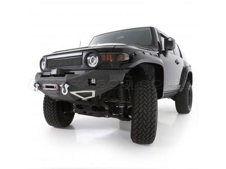 Toyota FJ Cruiser Steel Front Winch Bumper Smittybilt