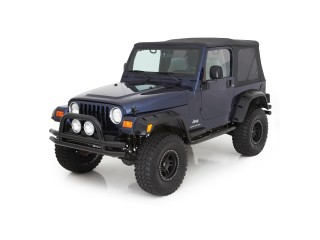 Jeep Wrangler TJ Fenders Flares Smittybilt