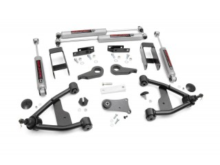 "Chevrolet S 10 Blazer (1983-2004) 2,5"" Suspension Lift Kit Rough Country"