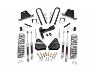 "Ford F350 (2005-2007) 4,5"" Lift Kit Suspension Rough Country"