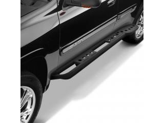 Toyota FJ Cruiser Nerf Steps Smittybilt Sliders M1