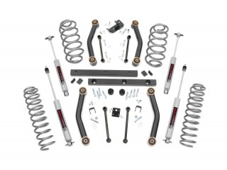 "Jeep Wrangler TJ (2003-2006) 4"" Lift Kit Suspension Rough Country"