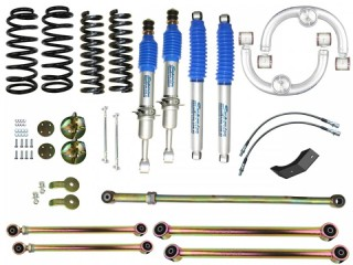 "Nissan Navara NP300 (2015-2018) 4"" Lift Kit Suspension Superior Engineering"