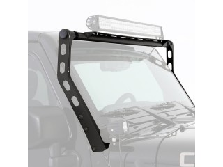 Jeep Wrangler JK Light Bar Smittybilt