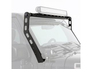 Jeep Wrangler JK Light Bar Smittybilt