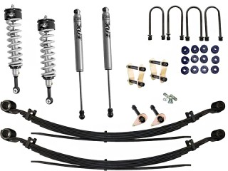 Ford Ranger (2012-2018) Suspension Lift Kit 40mm Superior Engineering