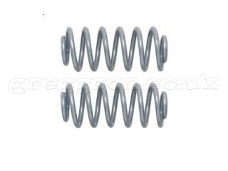 "Jeep Grand Cherokee ZJ 3,5"" Lift Rear Coil Springs Rubicon Express"