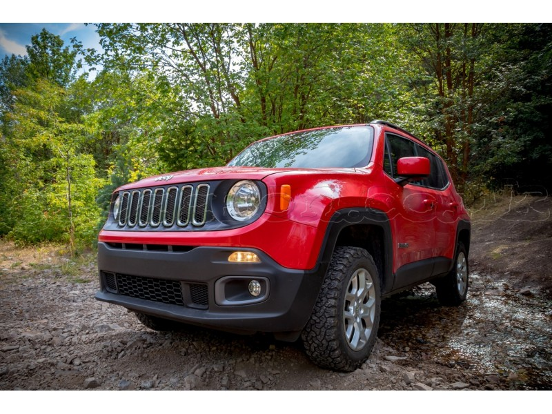 Jeep Renegade Lifted >> Jeep Renegade 1 5 Lift Kit Suspension Teraflex