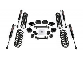 "Jeep Wrangler JL (4D) 2,5"" Lift Kit Base With 9550 VSS Shocks Teraflex"