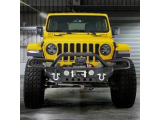 Jeep Wrangler JL 2D/4D Front Bumper SRC GEN 2 Smittybilt