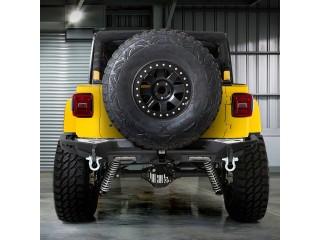 Jeep Wrangler JL 2D/4D Rear Bumper SRC GEN 2 Smittybilt