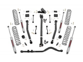 "Jeep Wrangler JL Rubicon LHD (4D) 3.5"" Lift Kit Suspension Rough Country"