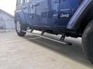 Jeep Wrangler JK 2 Doors Running Boards Electric Side StepZ Plug N' Play