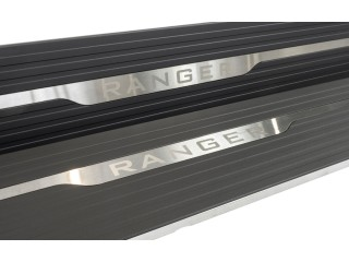 Ford Ranger (2015-2018) Running Boards Electric Side StepZ Plug N' Play