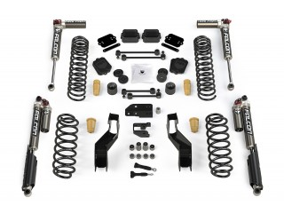 "Jeep Wrangler JL 4 Doors LHD 4,5"" Lift Kit Suspension Sport ST4 Falcon 3.3 Fast Adjust Teraflex"