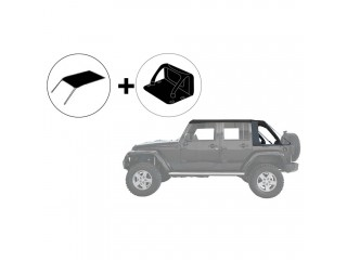 Jeep Wrangler JL 4 Door Roof Cover Cargo Top