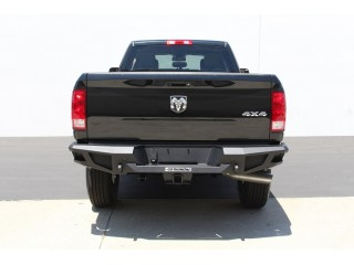 Dodge RAM 1500 (2013-2018) Steel Rear Bumper BR20 Go Rhino