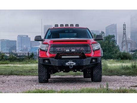 Toyota Tundra (2014-2019) Steel Front Bumper BR5 Go Rhino