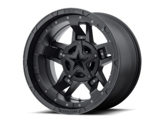 "20""x10 5x127/5x139.7 ET-24 Alloy Wheel Black Mat XD 827 RS3"