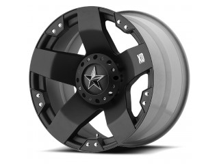 "17""x9 5x114,3 / 5x127 ET-12 Alloy Wheel KMC XD SERIES ROCKSTAR"