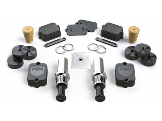 "Jeep Wrangler JL (2/4D) 0 - 4.5"" Kit Lift Front & Rear SpeedBump / Falcon Teraflex"