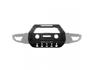 Jeep Wrangler JL Front Bumper Stryker Modular Center Section With Bull Bar Smittybilt
