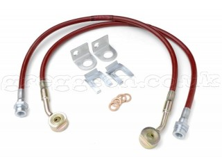 Jeep Grand Cherokee ZJ 22'' HD Extended Brake Line JKS